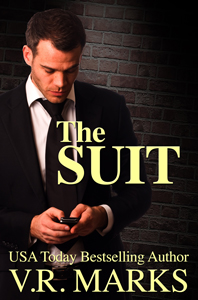 The Suit by VR Marks book cover